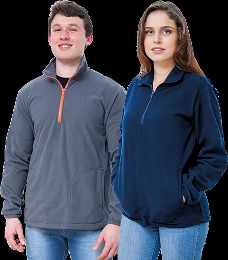 Casaco de Soft - Vestire Uniformes